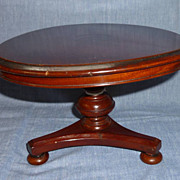 Miniature center table