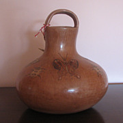 Beautiful Vintage South American Pot