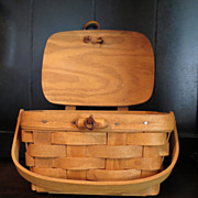 Longaberger Purse Basket