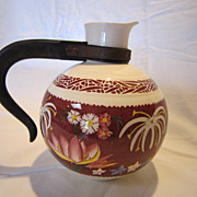 Vintage Vernon Kiln Lei Lani - Coffee Server #1, no stopper
