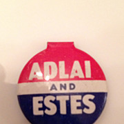 Adlai and Estes push pin