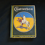 Chatterbox Children's Book 1929 Annual