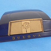 SOLD Bulova Fifth Avenue Bakelite Wristwatch Presentation Case