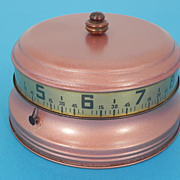 Lux Tape Measure Rotary Deck or Mantle