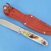 REDUCED Richards Sheffield Royal Canadian Police Hunting Knife