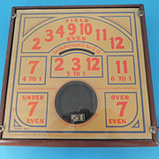 Shimmerdice Counter Flat Top Dice Gambling Game