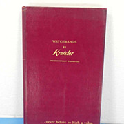 REDUCED Kreisler Watchband Advertising Case