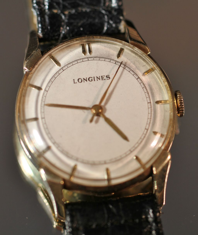 longines vintage mens watches