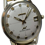 Longines  ULTRA-CHRON (High Beat) Automatic 1960's Men's watch.