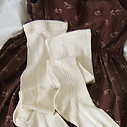 OLD Traditional Swiss Stockings - Long- Folk Country Clothing