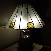 31 - Art Deco Handel lamp