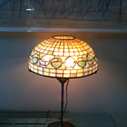 9 - Tiffany Studios Lamp