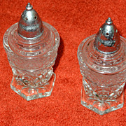 Imperial Cape Cod salt and pepper shakers