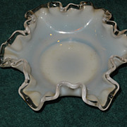 Fenton Silver Crest bon bon
