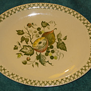 Johnson Brothers Arbor oval platter