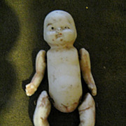 Vintage All Bisque Baby Doll