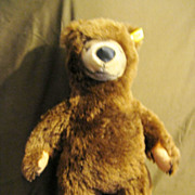 Vintage 20c Stieff Bear 14&quot;