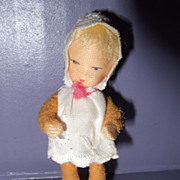 Miniature Vintage Erna Meyer Baby Girl