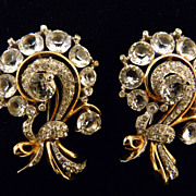 Two Gorgeous Reja Brooches.