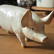 SOLD Vintage Beswick Royal Doulton Pig
