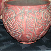 Magnificent Large Weller Marvo Jardiniere Pot