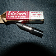 Vintage Esterbrook 1555 Pen Nib New in Original Box