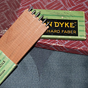 Van Dyke by Eberhard Faber Microtomic Leads in Orignal Box in New Condition