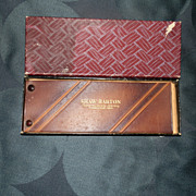 Vintage Pad of Blotting Paper Still in it's Original Box