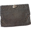 Vintage Black Bling Evening Bag - KORET TRESOR