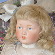 SALE PENDING Kestner Character #179 - Painted Eye Sweetie  15""