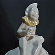 Irish Belleek 457 Leprechaun Figure