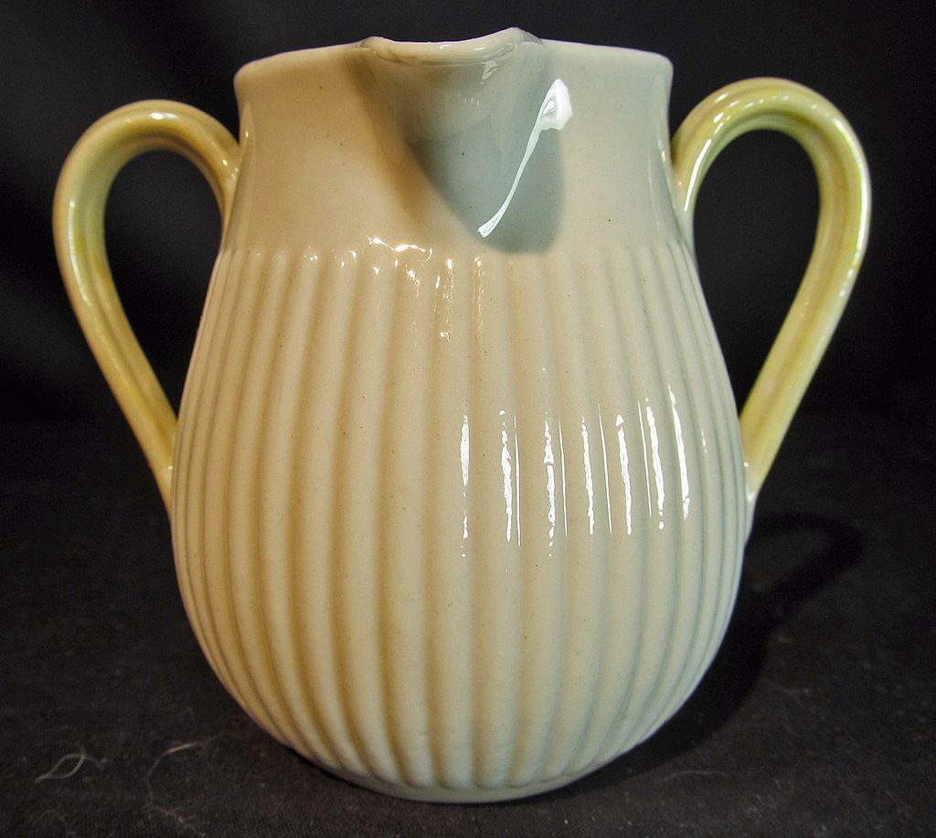 Irish Belleek 453 Lifford Cream Pitcher