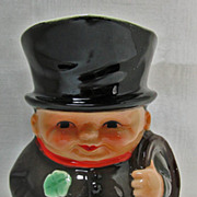 Toby Jug Chimney Sweep Goebel W Germany