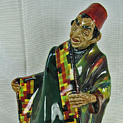 Royal Doulton Figure The Carpet Seller (hand closed) HN 1464