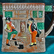 Royal Doulton Dickens Series G Jug/Pitcher Pickwick Papers D5756