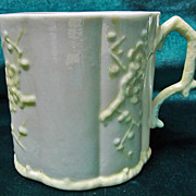 Irish Belleek 0396-15 The Thorn Mug 3-1/2&quot; Tall 10 oz