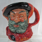 Royal Doulton Character Jug Falstaff D6287 Large Size