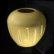 Large Deco �Made in Calif� Vase