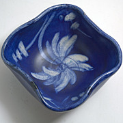 Finnish Free-form Ceramic Bowl