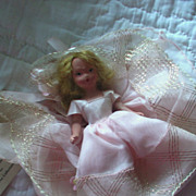 Nancy Ann Storybook Doll Operetta Blossom Time Stiff Leg With Box