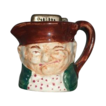 Vintage Toby Mug Cigarette Lighter