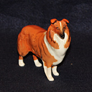 Beswick Collie Figurine