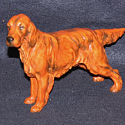 Royal Doulton Irish Setter Figurine HN1055