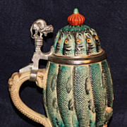 TheWalt German Character Stein-Sardines And Cat