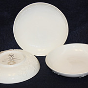 Haviland Flowering Branches Saucers