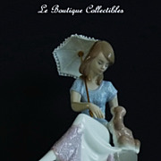 Mint Lladro Picture Perfect Collector Society 7612