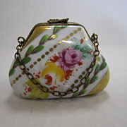 Limoges Purse Box