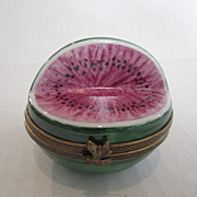Limoges Watermelon Box