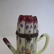 Limoges Vegetable Tea Pot