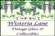 Wisteria Lane Vintage Glass & Collectibles
